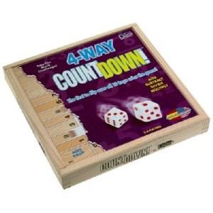 4-Way CountDown! Shut the Box