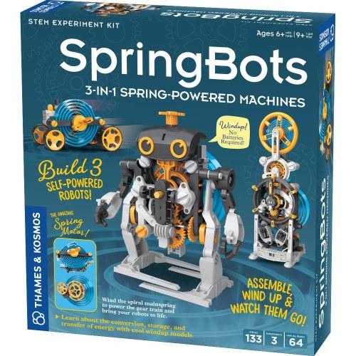 SpringBots 3-in-1 Spring Power
