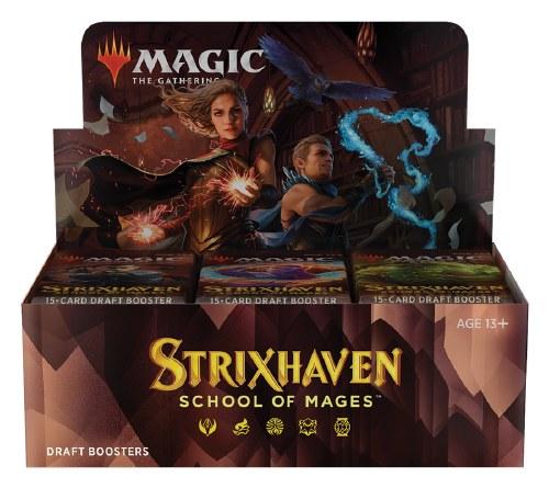 Strixhaven Draft Bstr Box