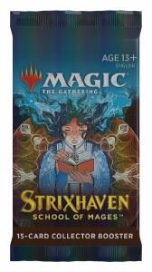 Strixhaven Collector Bstr