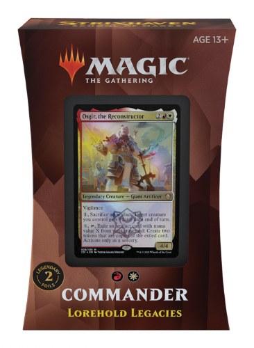 Commander 2021 Lorehold Lega
