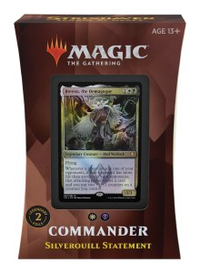 Commander 2021 Silverquill S