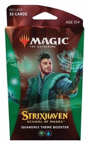 Strixhaven Theme Booster