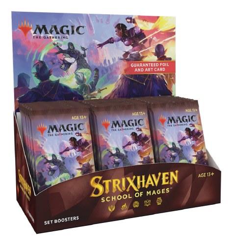 Strixhaven Set Bstr Box