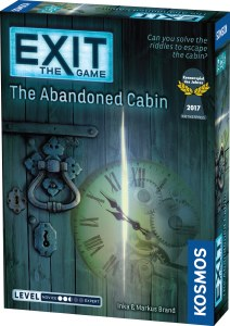 Exit: Abandoned Cabin