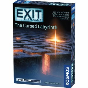 Exit: Cursed Labyrinth