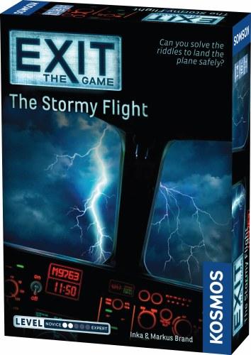Exit: Stormy Flight