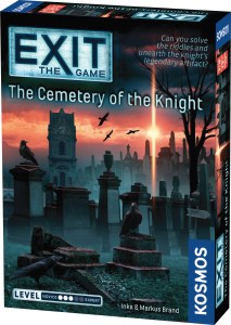 Exit: Cemetery of the Knight
