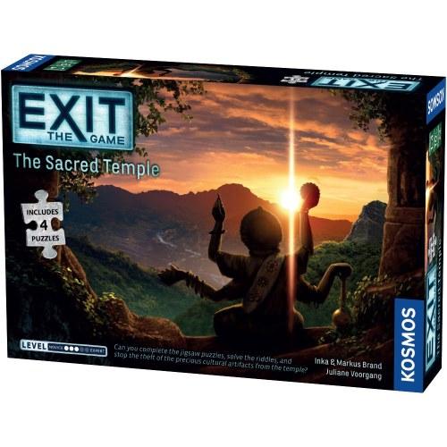 Exit: Sacred Temple w/Puzzle