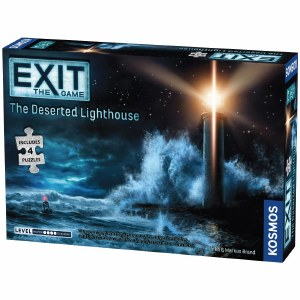 Exit: Deserted Lighthouse w/Pu