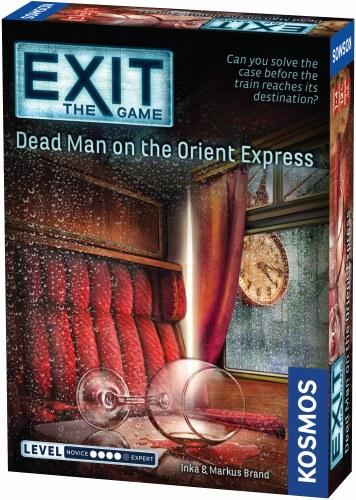 Exit: Dead Man Orient Express
