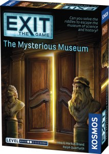 Exit: Mysterious Museum