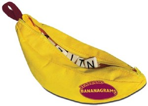 Bananagrams Italian