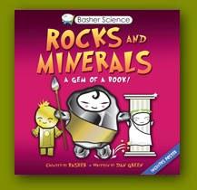 Rocks & Minerals Gem of a Book
