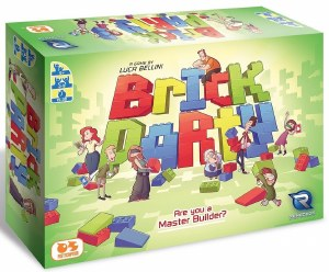 Brick Party Game
