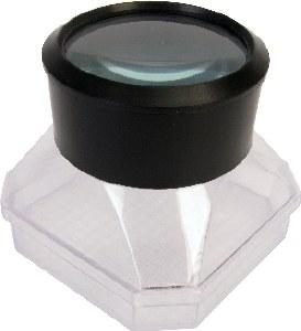 Bug Viewer Glass Lens