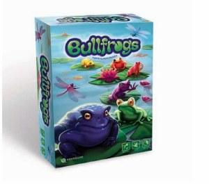 Bullfrogs Game