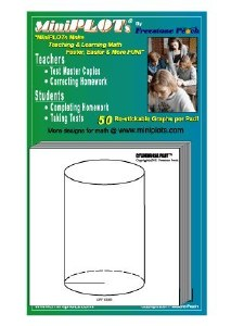 Cylinder-Plot Graphing Pad