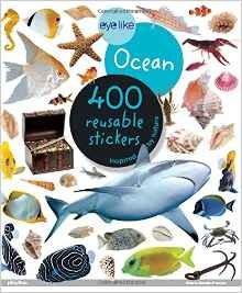 Ocean EyeLike Stickers