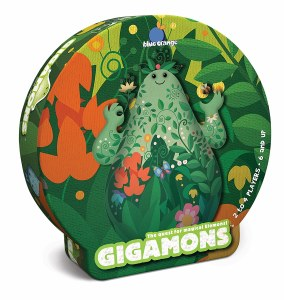 Gigamons Memory Game