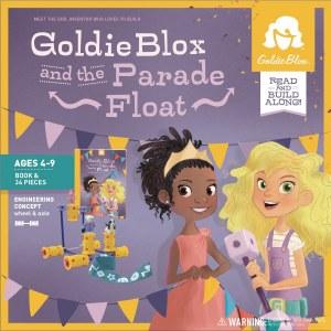 GoldieBlox & the Parade Float