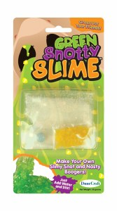 Green Snotty Slime