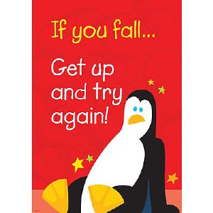 If You Fall...Get up ...Poster