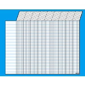 Incentive Chart Blue