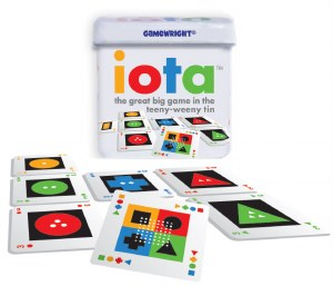 Iota Game Tin