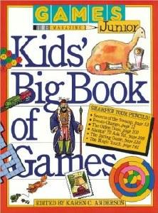 Kids' Big Book of Games
