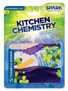 Kitchen Chemistry SPARK