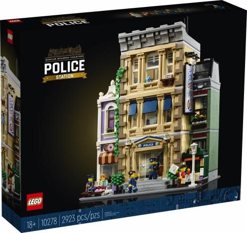 Police Station 10278