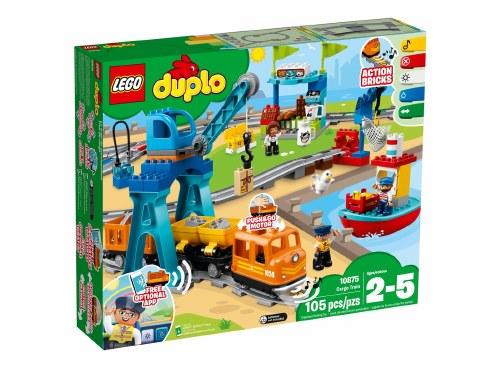 Cargo Train 10875