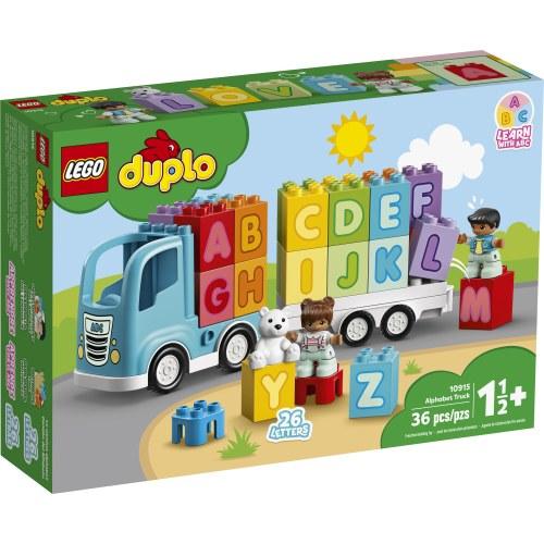 Alphabet Truck 10915