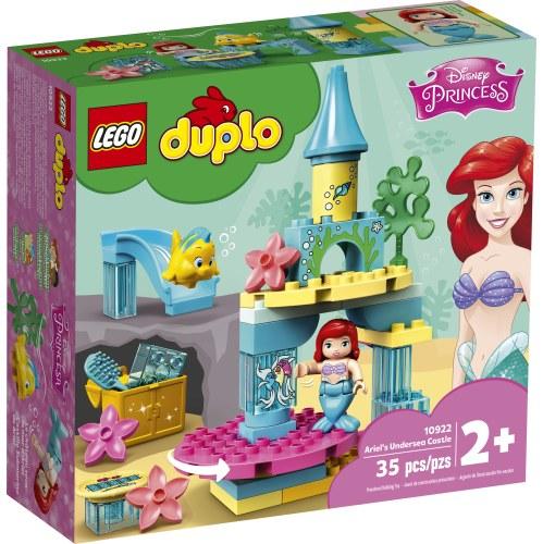 Ariel's Undersea Castle 10922