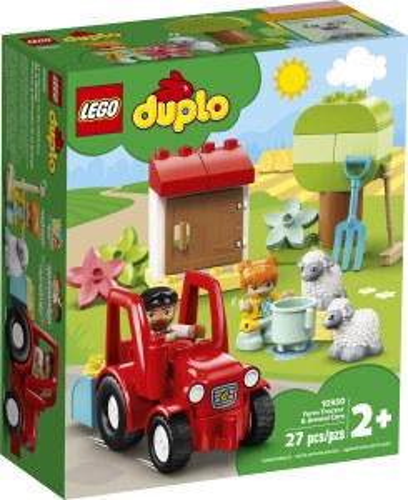 Farm Tractor & Animal Cr 10950