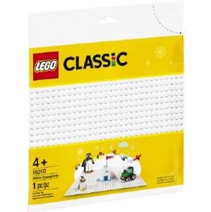 Baseplate White 11010