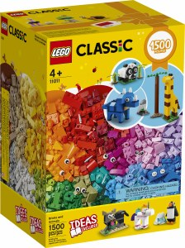 Bricks and Animals 11011