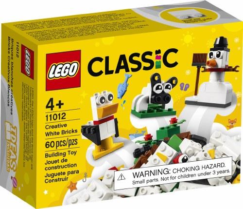 Creative White Bricks 11012