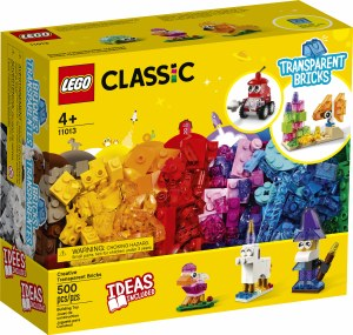 Creative Transp bricks 11013