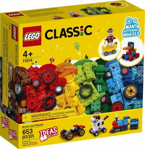 Bricks and Wheels 11014