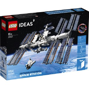 International Space Stn 21321