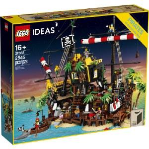 Pirates of Barracuda Bay 21322
