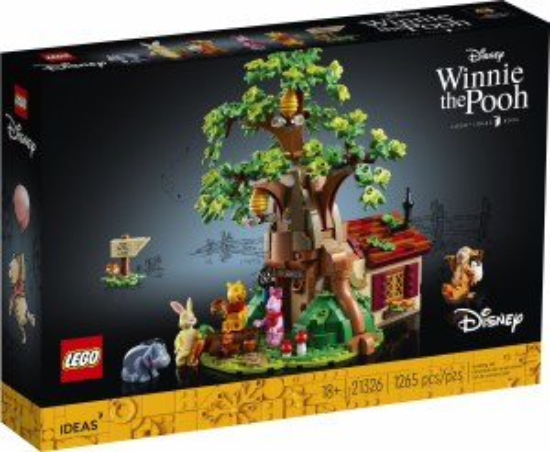 Winnie the Pooh 21326