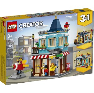 Townhouse Toy Store 31105