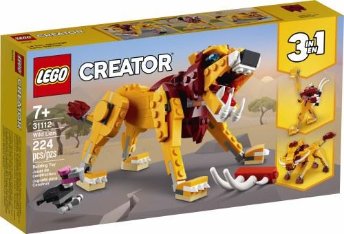 Wild Lion 31112