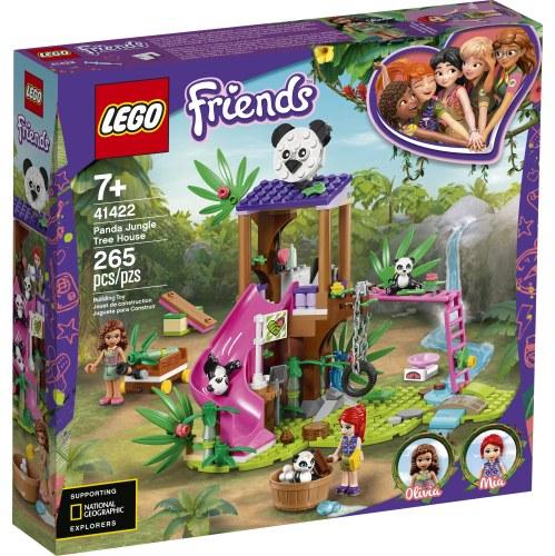 Panda Jungle Tree House 41422