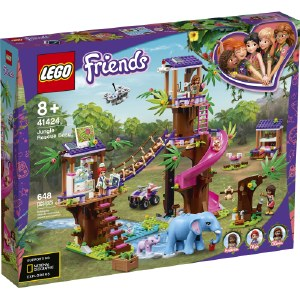Jungle Rescue Base 41424