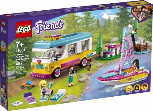 Forest Camper Van & Sail 41681