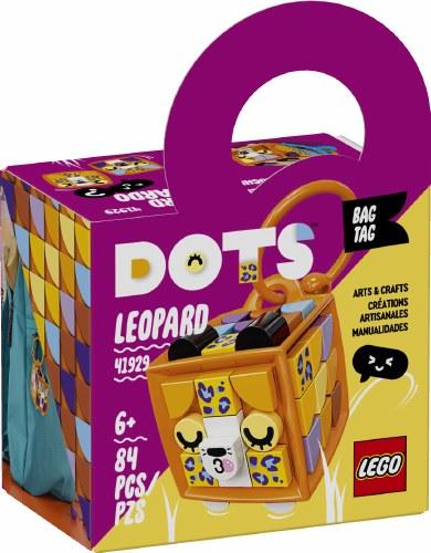 Leopard Bag Tag 41929